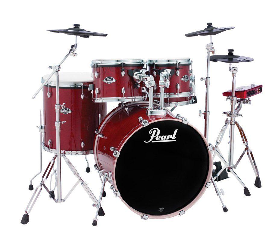 Test: Pearl E-Pro Live, Drumset - AMAZONA.de