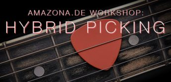 Workshop: Guitar Skills: Hybrid Picking
