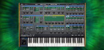 Test: Arturia Matrix 12 V, VST-Synthesizer