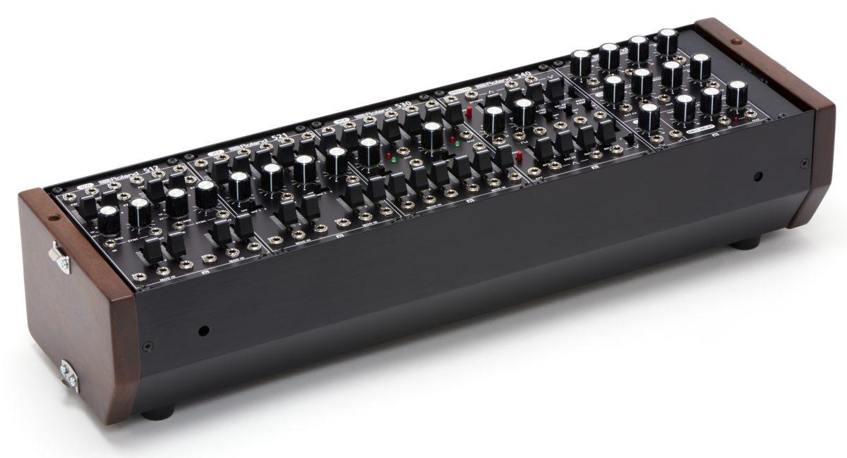Roland System 500 seitlich
