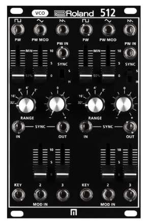 Roland VCO 512