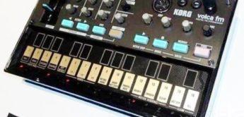 Top News: Korg Volca FM, Synthesizer