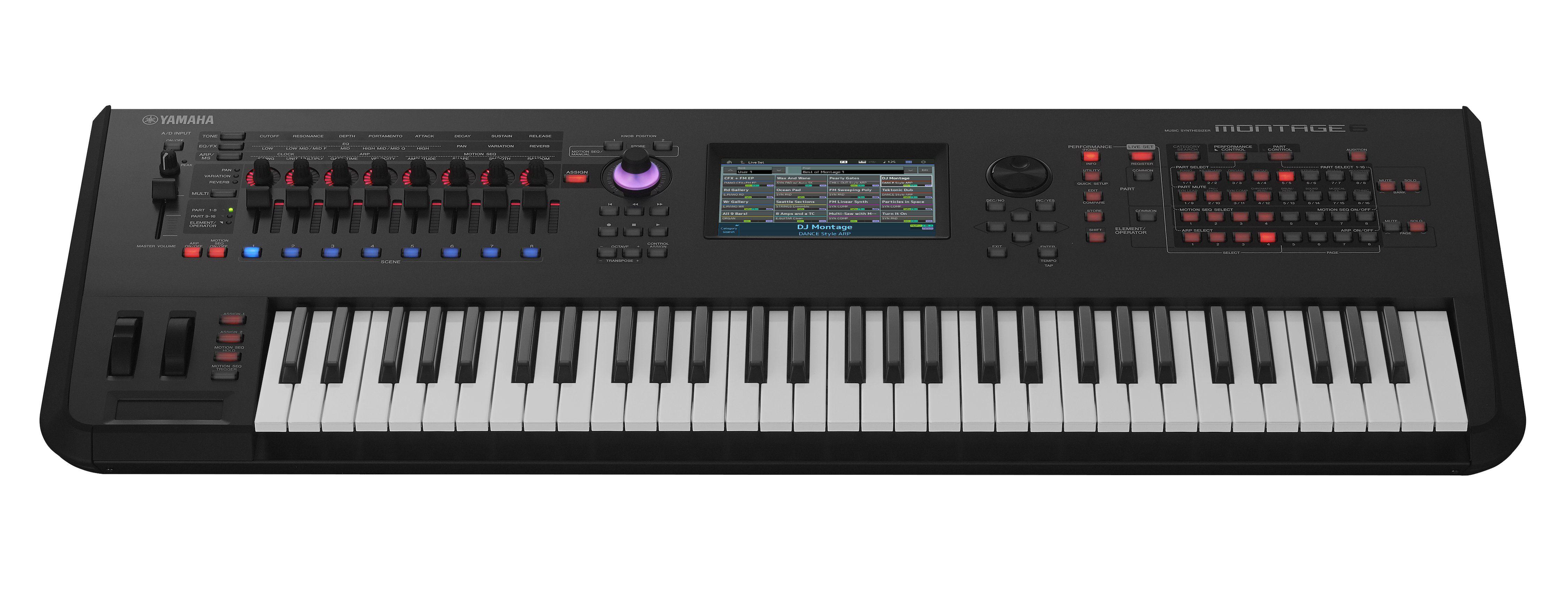 top news yamaha montage awm fm synthesizer seite 3 von