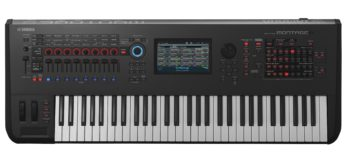 Top News: Yamaha Montage, AWM-FM-Synthesizer