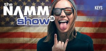 Report: NAMM SHOW 2016 – Keys