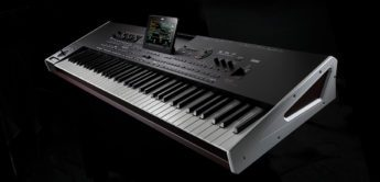 Test: Korg Pa4X Entertainer Keyboard-Workstation
