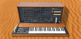 Blue Box: Korg PS-3200, PS-3300, Analogsynthesizer
