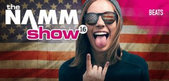 Report: NAMM SHOW 2016 – Beats