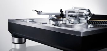 Top News: Technics SL-1200G, DJ-Plattenspieler