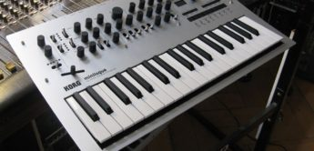 Test: Korg Minilogue, polyphoner Synthesizer