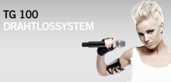 Test: Beyerdynamic TG 100, Funkmikrofon