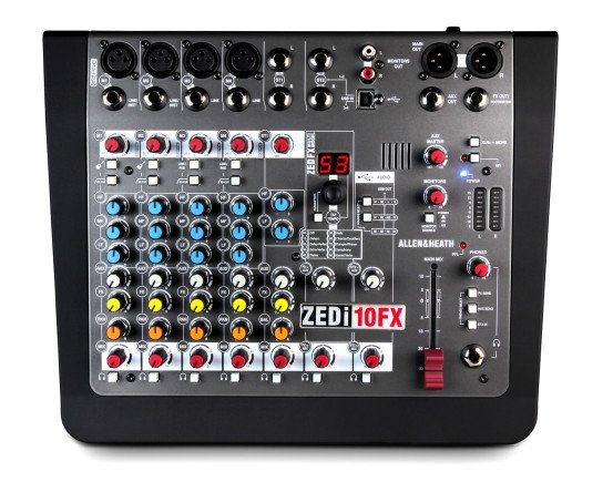 Das ZEDi-10FX