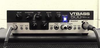 Test: Tech 21 VT Bass 500, Bassverstärker