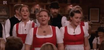 Bayerische Andrew Sisters – fantastisch!