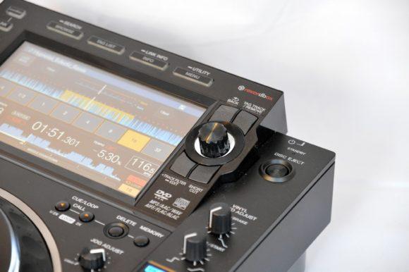 Neue Tasten mit schöner Funktion: Track Filter und Short Cut