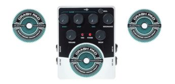 Test: Electro Harmonix Crash Pad, Stompbox