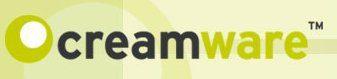 Creamware Audio Logo