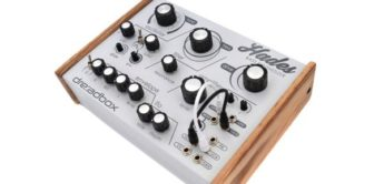 Test: Dreadbox Hades, Synthesizer