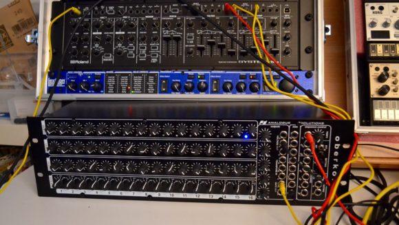 Der Oberkorn 3 im Studioeinsatz