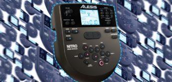 Test: Alesis Nitro Kit, E-Drumset