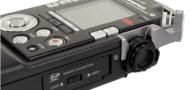 Olympus LS-100 - Memory Slot