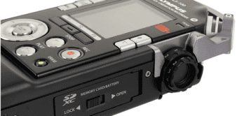 Test: Olympus LS-100, Mobiler Recorder