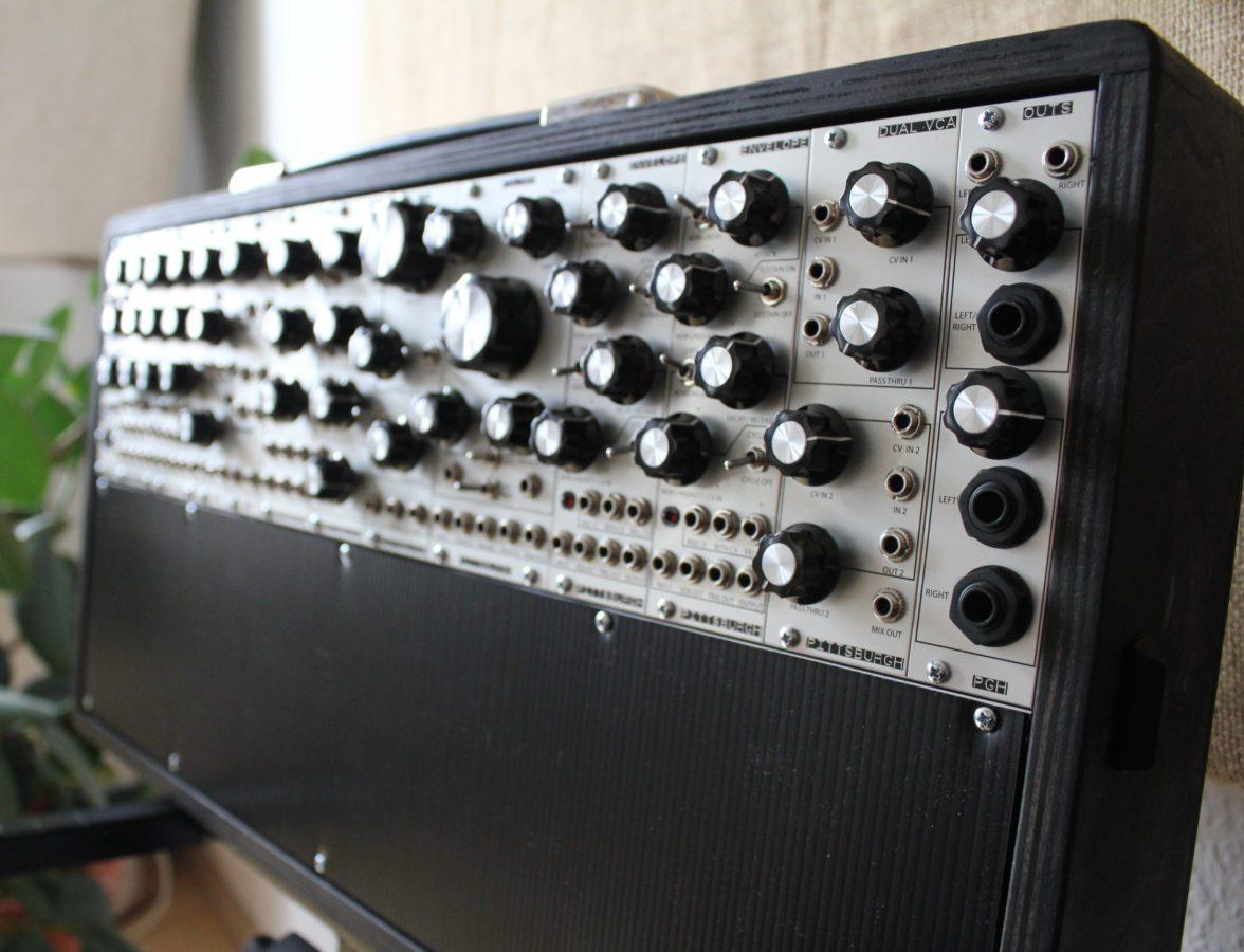 Der Waveforms Oscillator ist im Foundation 3.1-System enthalten