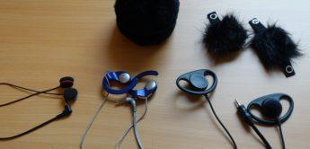 Ohrwurmaudio Ohrwurm 3, Kopfmikrofon