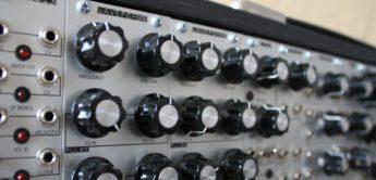 Test: Pittsburgh Modular Waveforms Oscillator, Eurorack-Modul