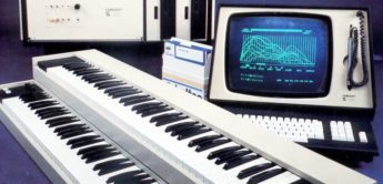 Blue Box: Fairlight CMI IIx, Sampler Sequencer Synthesizer