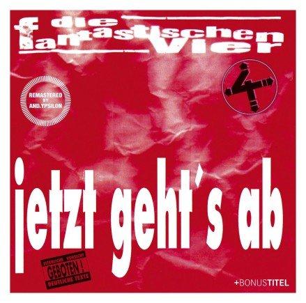 Die erste Platte der Fantas anno 1991.
