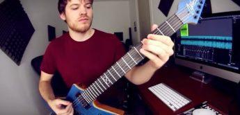 Musik mit einem einzigen Bund auf einer Gitarre?!