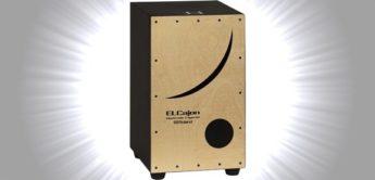 Test: Roland EC-10, Hybrid Cajon