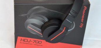 Test: Pioneer HDJ-700, DJ-Kopfhörer