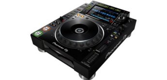 Test: Pioneer CDJ-2000NXS2, DJ Media Player