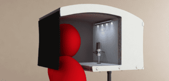Test: ISOVOX Mobile Vocal Booth, mobile Gesangskabine