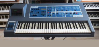 Blue Box: E-Mu Emulator II, Sampler
