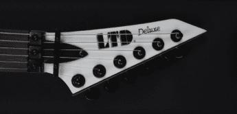 Test: ESP LTD M-1000 Ebony SW, E-Gitarre