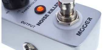 Test: Mooer Noise Killer, Effektpedal