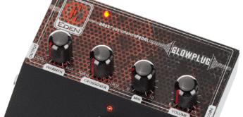 Test: Eden Glowplug Tube Preamp, Effektgerät für Bass
