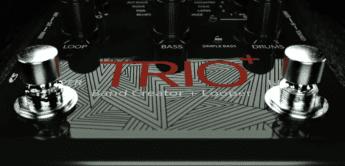 Test: Digitech Trio + Band Creator, Gitarren-Effektgerät