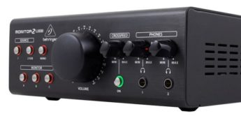 Test: Behringer Monitor2USB, Monitorcontroller