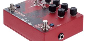 Test: Walrus Audio Bellwether, Effektgerät für E-Gitarre