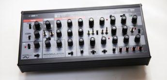 Test: Anyware Moodulator, Analog Synthesizer