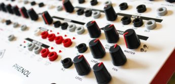 Test: Kilpatrick Audio Phenol, Modularsynthesizer