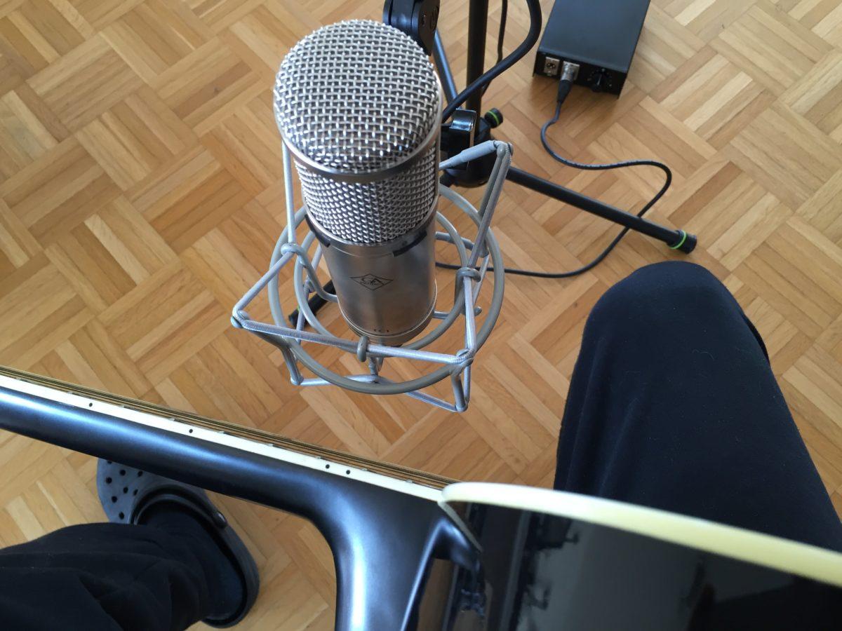 Workshop: Akustikgitarre aufnehmen