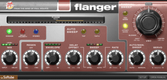 Test: Softube Fix Doubler, Fix Flanger, Plug-in