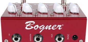 Test: Bogner Ecstasy Red, Verzerrerpedal für Gitarre