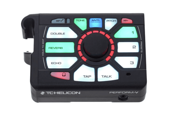 TC-Helicon Perform-V Front