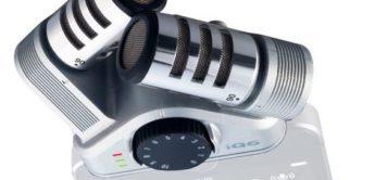 Test: Zoom iQ6, Mikrofonaufsatz für iOS